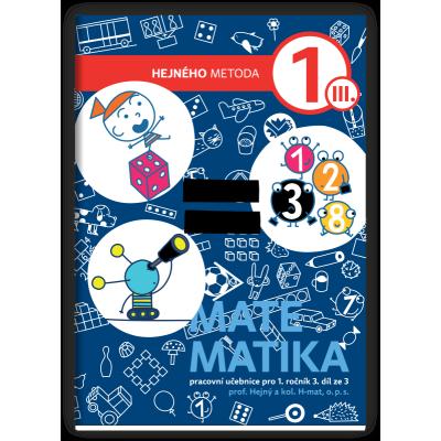 Matematika 1 třetí díl