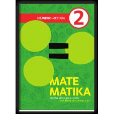 Matematika 2 - příručka...